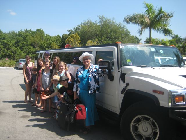 Grandma-Hummer
